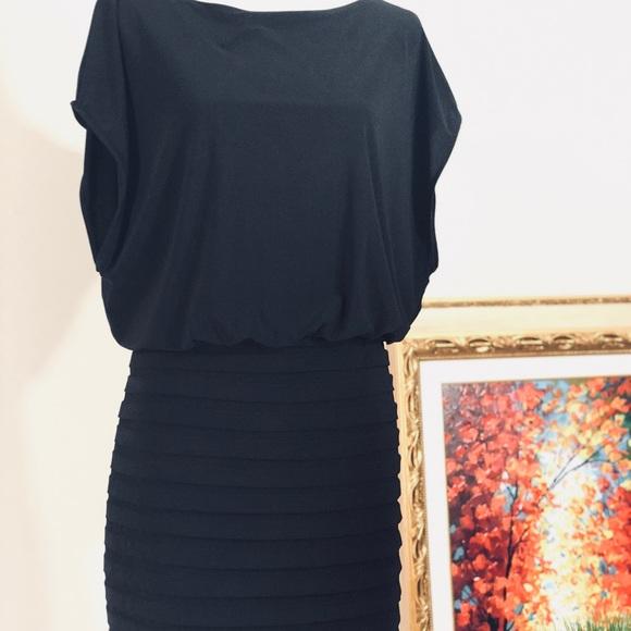 Adrianna Papell Dresses & Skirts - Adrianna Papell Black Dress